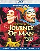 Cirque du Soleil - Journey of Man 3D (Blu-ray 3D) (US Import ohne dt. Ton) Blu-ray