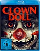 Clown Doll - He loves you to Death Blu-ray
