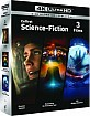 Coffret Science Fiction 4K - Premier Contact + Rencontres du 3e Type + Life: Origne Inconnue - Exclusif Amazon (4K UHD + Blu-ray) (FR Import) Blu-ray