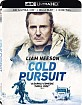 Cold Pursuit 4K (4K UHD + Blu-ray + Digital Copy) (US Import ohne dt. Ton) Blu-ray