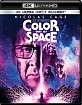 Color Out of Space 4K (4K UHD + Blu-ray) (US Import ohne dt. Ton) Blu-ray