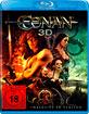 Conan (2011) 3D (Blu-ray 3D) (Neuauflage) Blu-ray