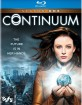 Continuum: Season One (US Import ohne dt. Ton) Blu-ray