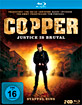 Copper: Justice is brutal - Staffel 1 Blu-ray