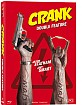 Crank 1+2 (Double Feature) (Limited Mediabook Edition) (Cover A) Blu-ray