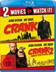 Crank 1+2 (Doppelset) Blu-ray