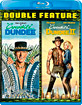 Crocodile Dundee / Crocodile Dundee II - Double Feature (US Import ohne dt. Ton) Blu-ray