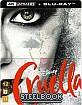 Cruella (2021) 4K - Limited Edition Steelbook (4K UHD + Blu-ray) (FI Import) Blu-ray