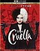 Cruella (2021) 4K (4K UHD + Blu-ray + Digital Copy) (US Import ohne dt. Ton) Blu-ray