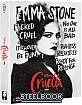 Cruella (2021) - SM Life Design Group Blu-ray Collection Limited Edition Fullslip Steelbook (KR Import ohne dt. Ton) Blu-ray