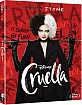 Cruella (2021) - SM Life Design Group Blu-ray Collection Limited Edition (Blu-ray + Audio CD) (KR Import ohne dt. Ton) Blu-ray