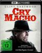 Cry Macho (2021) 4K (4K UHD + Blu-ray)