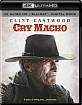 Cry Macho (2021) 4K (4K UHD + Blu-ray + Digital Copy) (US Import ohne dt. Ton) Blu-ray