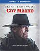 Cry Macho (2021) (Blu-ray + Digital Copy) (US Import ohne dt. Ton) Blu-ray