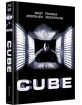 Cube (1997) (Limited Mediabook Edition) (Cover A) Blu-ray