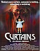 Curtains… the ultimate nightmare (Limited Hartbox Edition) (Cover B) Blu-ray