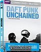 Daft Punk Unchained - FNAC Exclusive Steelbook (Blu-ray + DVD) (FR Import ohne dt. Ton) Blu-ray