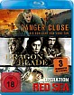 Danger Close - Die Schlacht von Long Tan + Dragon Blade + Operation Red Sea (3-Filme Set) Blu-ray