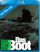 Das Boot (1981) - Director's Cut (Neuauflage)