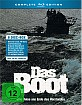 Das Boot - Complete Edition (Blu-ray + CD + Hörbuch)