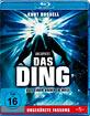 Das Ding aus einer anderen Welt (Neugeprüfte Auflage) Blu-ray