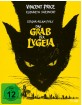 Das Grab der Lygeia (Limited Mediabook Edition) (Cover A) Blu-ray