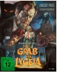 Das Grab der Lygeia (Limited Mediabook Edition) (Cover B) Blu-ray