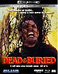 Dead & Buried (1981) 4K - Limited Edition Cover B (4K UHD + Blu-ray + CD) (US Import ohne dt. Ton) Blu-ray
