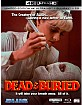 Dead & Buried (1981) 4K - Limited Edition Cover C (4K UHD + Blu-ray + CD) (US Import ohne dt. Ton) Blu-ray