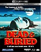 Dead & Buried (1981) 4K - Limited Edition Cover A (4K UHD + Blu-ray + CD) (US Import ohne dt. Ton) Blu-ray
