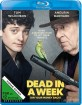 Dead in a Week Blu-ray