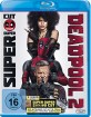 Deadpool 2 (2018) Blu-ray