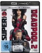 Deadpool 2 (2018) 4K (2 4K UHD + 2 Blu-ray) Blu-ray