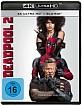 Deadpool 2 (2018) 4K (4K UHD + Blu-ray) (Neuauflage) Blu-ray