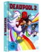 Deadpool 2 (2018) (Limited Mediabook Edition) (Cover Unicorn) Blu-ray