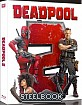 Deadpool 2 (2018) - Theatrical and Super Duper Cut - Filmarena Exclusive FullSlip + Lenticular Magnet Edition #1 Steelbook (Blu-ray + Bonus Blu-ray) (CZ Import ohne dt. Ton)