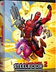Deadpool 2 (2018) - Theatrical and Super Duper Cut - Filmarena Exclusive Lenticular 3D FullSlip Edition #2 Steelbook (Blu-ray + Bonus Blu-ray) (CZ Import ohne dt. Ton)