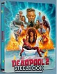 Deadpool 2 (2018) - Theatrical and Super Duper Cut - Filmarena Exclusive Steelbook 5B (Blu-ray + Bonus Blu-ray) (CZ Import mit dt. Ton)