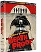 Death Proof - Todsicher (Limited Wattiertes Mediabook im Schuber Edition) Blu-ray