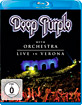 Deep Purple with Orchestra - Live in Verona Blu-ray