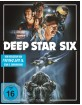 Deep Star Six (Limited Mediabook Edition) (Cover A) Blu-ray