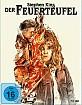Der Feuerteufel (1984) (Limited Mediabook Edition) (Cover A) Blu-ray