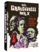 Der Grauenvolle Mr.X (Phantastische Filmklassiker) (Limited Mediabook Edition) (Cover A) Blu-ray