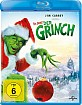 Der Grinch - 15th Anniversary Edition (Blu-ray + UV Copy) Blu-ray