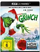 Der Grinch 4K (4K UHD + Blu-ray + UV Copy) Blu-ray