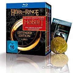 Der Herr Der Ringe Trilogie Extended Edition Inkl Der Hobbit