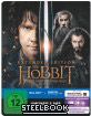 Der Hobbit: Die Schlacht der Fünf Heere - Extended Version (Limited Edition Steelbook) (Blu-ray + UV Copy) Blu-ray