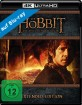 Der Hobbit - Trilogie (Extended Edition) 4K (4K UHD + Blu-ray) Blu-ray