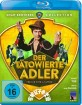 Der tätowierte Adler (Shaw Brothers Collection) Blu-ray