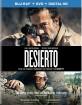 Desierto (2015) (Blu-ray + DVD + Digital HD + UV Copy) (US Import ohne dt. Ton) Blu-ray